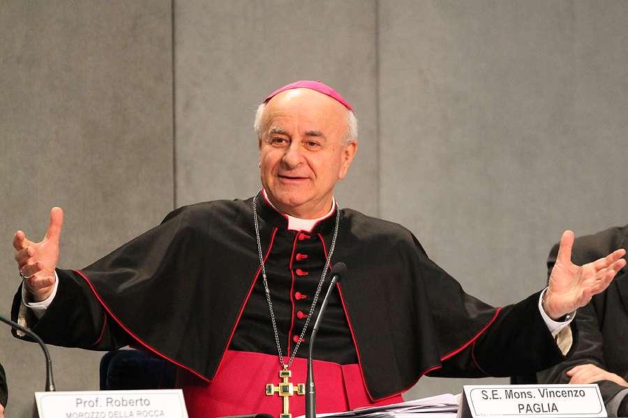 Bohumil Petrik - Vatican Media