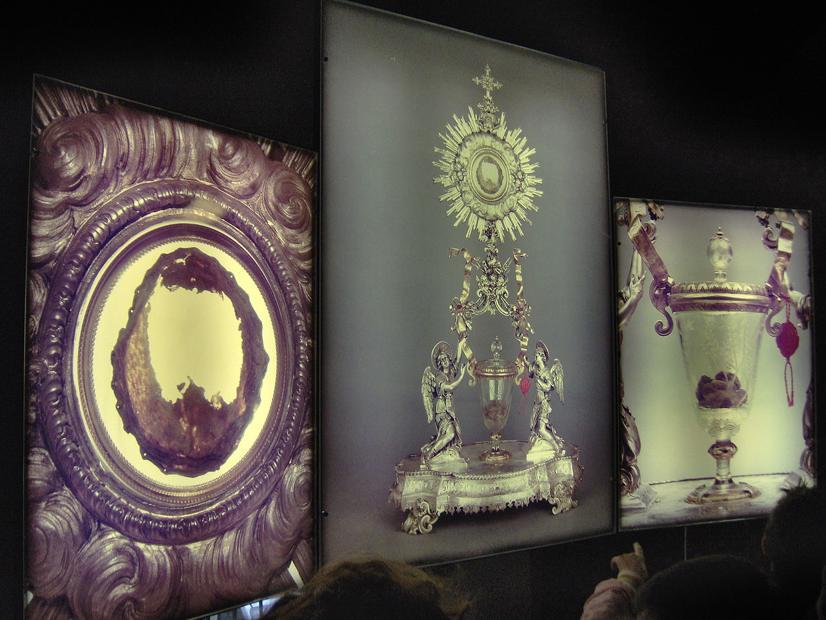 Wikimedia Commons / Eucharistic Miracle of Lanciano