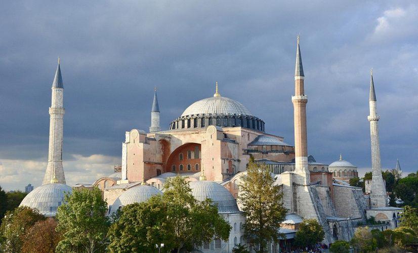 Wikimedia Commons / Hagia Sophia / Adli Wahid
