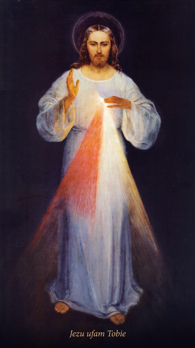Obraz Miłosierdzia Bożego